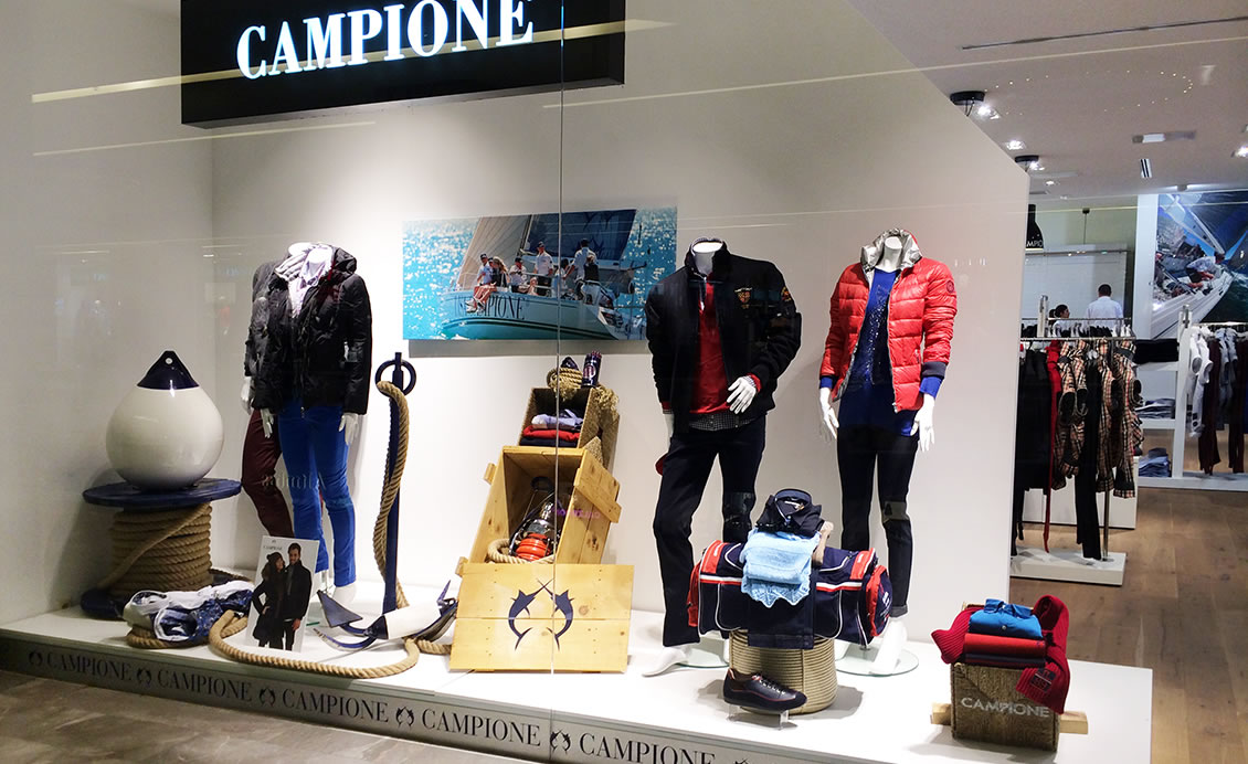 CAMPIONE Store | TR - Istanbul