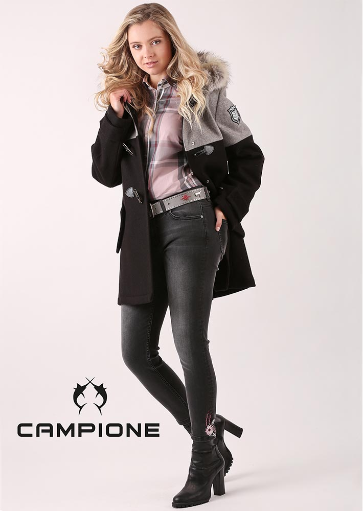 LISA CAMPIONE 14 Winter 2018