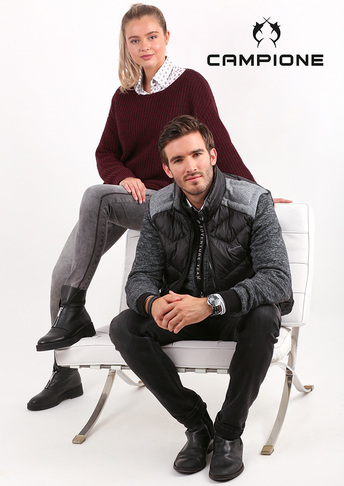 LISA & CLAUDIO CAMPIONE 03 Winter 2019