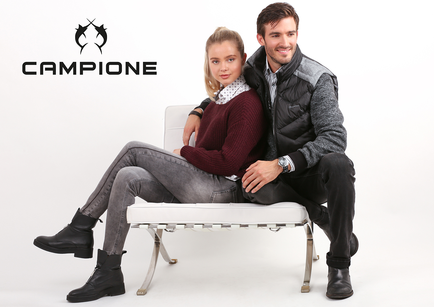 LISA & CLAUDIO CAMPIONE 04 Winter 2019